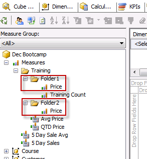 SSAS – Display Folders – Devin Knight