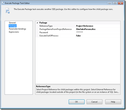 Converting to the SSIS 2012 Project Deployment Model – Devin