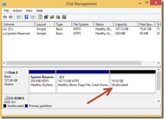 Reducing the Disk Size of a Hyper-V Virtual Machine – Devin