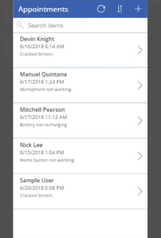 Power BI Custom Visuals Class (Module 108 – PowerApps